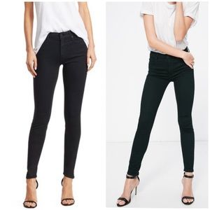 Mother | High Waisted Looker in Not Guilty Wash